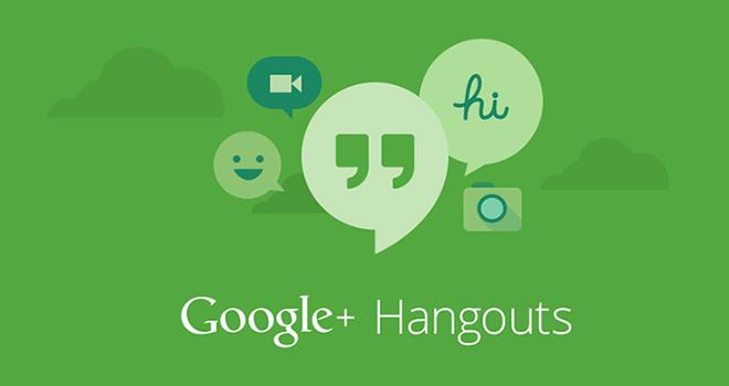 Que es Google Hangouts