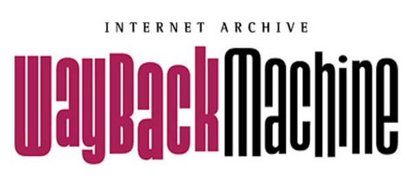 wayback-machine archivo backup