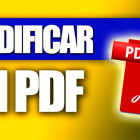 modificar un archivo pdf